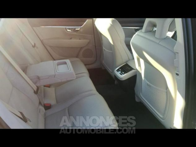 Volvo V90 D5 AWD 235ch Luxe Geartronic Marron Métali Occasion - 9