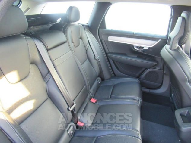 Volvo V90 D5 AWD 235ch Luxe Geartronic argent electrique Occasion - 13
