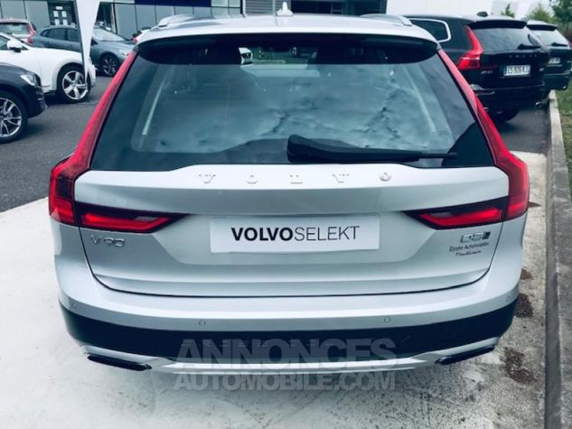 Volvo V90 D5 AWD 235ch Pro Geartronic Gris C Occasion - 1