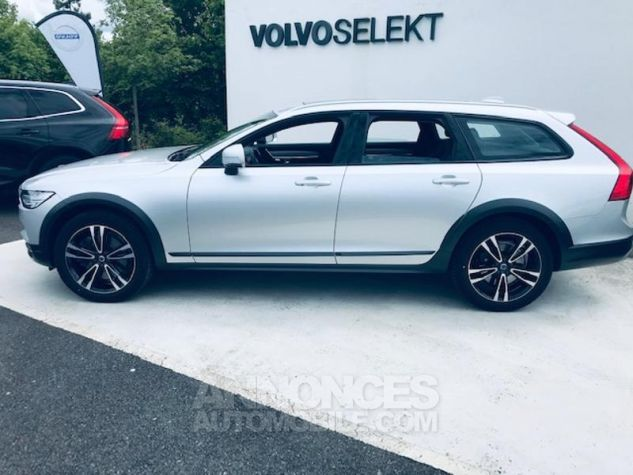 Volvo V90 D5 AWD 235ch Pro Geartronic Gris C Occasion - 2