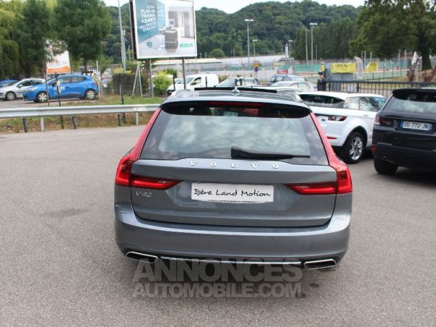 Volvo V90 II D5 AWD 235 INSCRIPTION LUXE GEARTRONIC 8 GRIS Occasion - 16