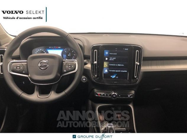 Volvo XC40 D3 AdBlue 150ch Inscription Geartronic 8 Bleu Denim Occasion - 2