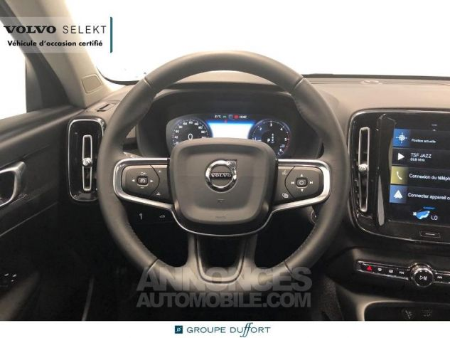 Volvo XC40 D3 AdBlue 150ch Inscription Geartronic 8 Bleu Denim Occasion - 3