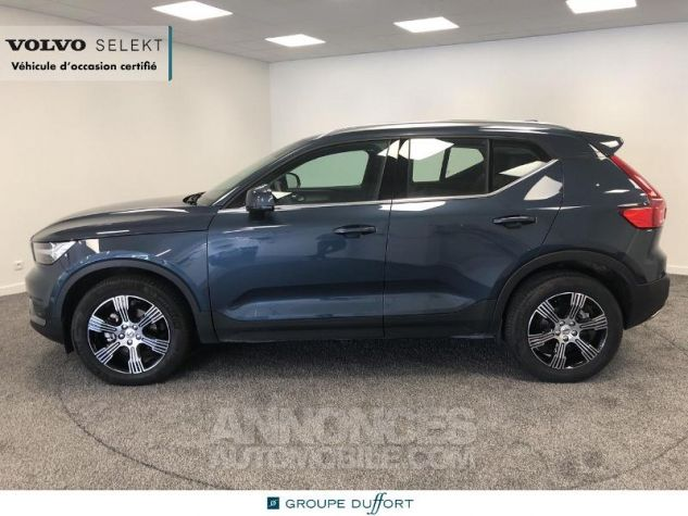 Volvo XC40 D3 AdBlue 150ch Inscription Geartronic 8 Bleu Denim Occasion - 5
