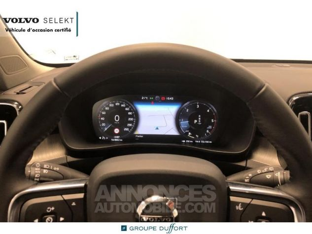 Volvo XC40 D3 AdBlue 150ch Inscription Geartronic 8 Bleu Denim Occasion - 7
