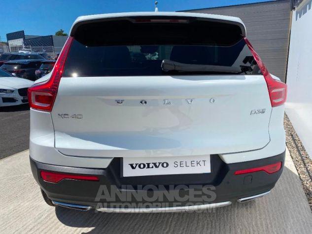 Volvo XC40 D3 AdBlue 150ch Inscription Geartronic 8 Blanc Occasion - 9