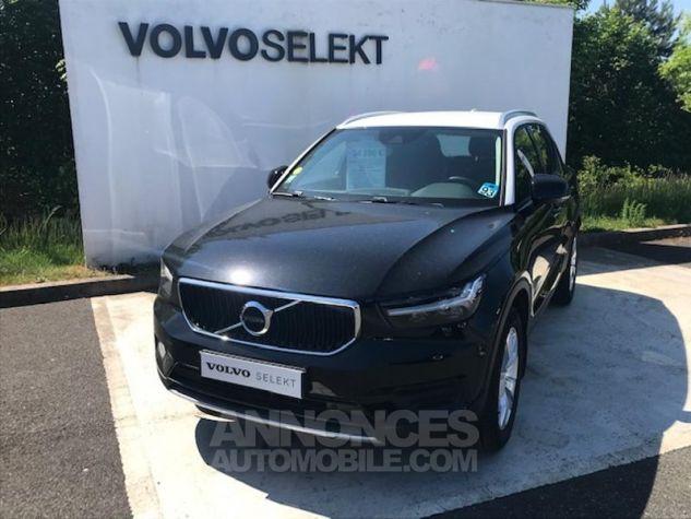 Volvo XC40 D3 AdBlue 150ch Momentum Noir Occasion - 0