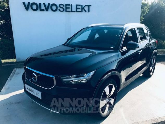 Volvo XC40 D3 AdBlue 150ch Momentum Geartronic 8 Noir Occasion - 0