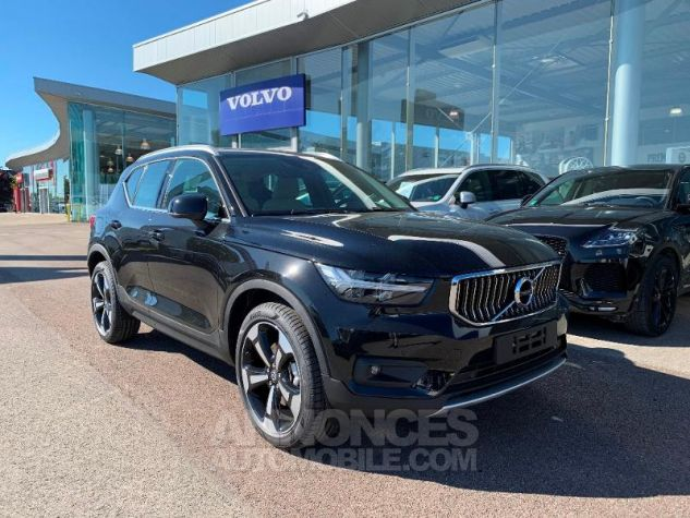 Volvo XC40 D4 AdBlue AWD 190ch Inscription Luxe Geartronic 8 NOIR ONYX Occasion - 0