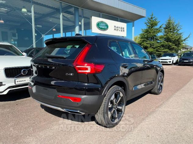 Volvo XC40 D4 AdBlue AWD 190ch Inscription Luxe Geartronic 8 NOIR ONYX Occasion - 2