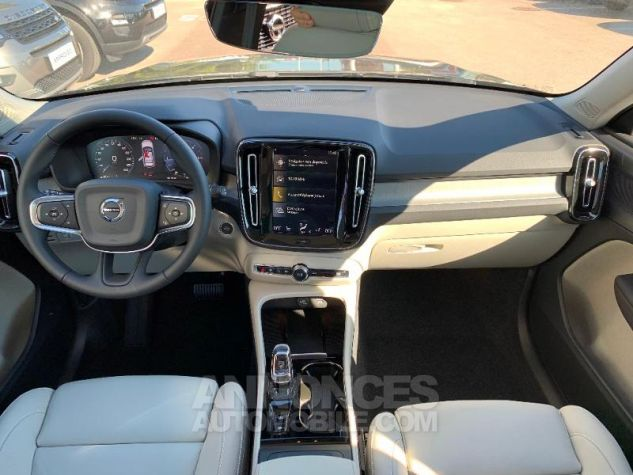 Volvo XC40 D4 AdBlue AWD 190ch Inscription Luxe Geartronic 8 NOIR ONYX Occasion - 4