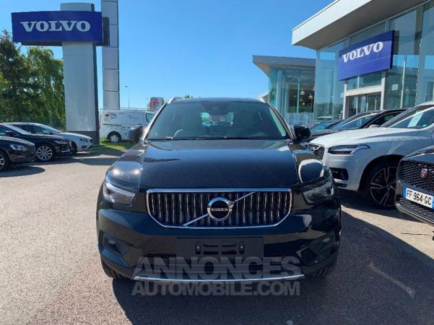Volvo XC40 D4 AdBlue AWD 190ch Inscription Luxe Geartronic 8 NOIR ONYX Occasion - 6