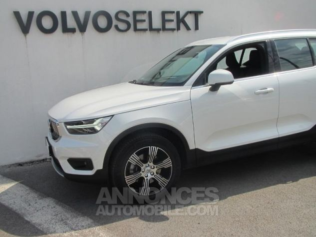 Volvo XC40 D4 AWD 190ch Inscription Geartronic 8 Blanc cristal Occasion - 16