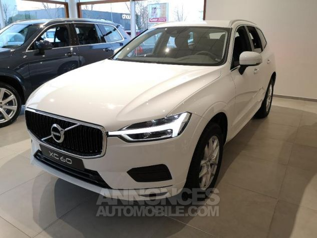 Volvo XC60 D3 150ch Momentum Business Blanc Glace Neuf - 2
