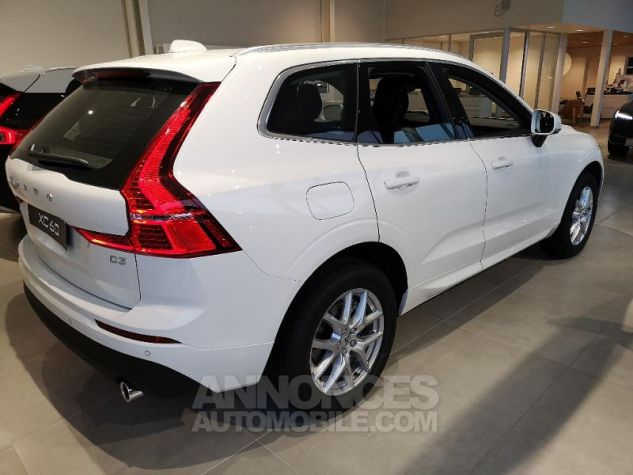 Volvo XC60 D3 150ch Momentum Business Blanc Glace Neuf - 3