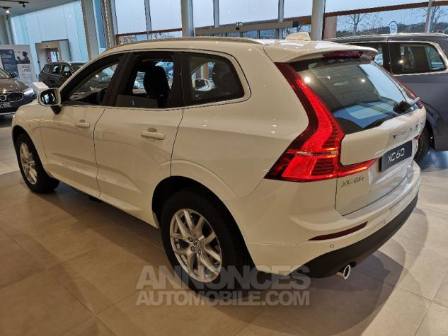 Volvo XC60 D3 150ch Momentum Business Blanc Glace Neuf - 5