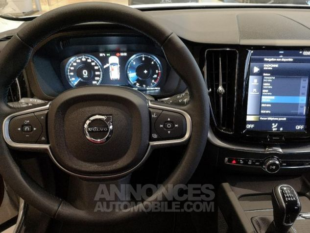 Volvo XC60 D3 150ch Momentum Business Blanc Glace Neuf - 8