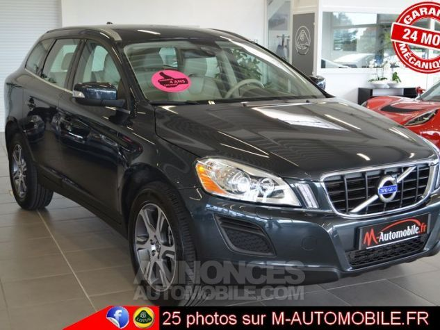 Volvo XC60 D3 163CH DRIVE MOMENTUM ANTHRACITE Occasion - 0
