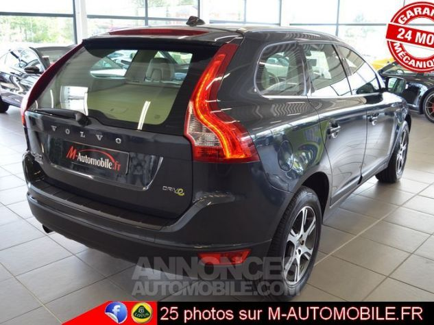 Volvo XC60 D3 163CH DRIVE MOMENTUM ANTHRACITE Occasion - 1