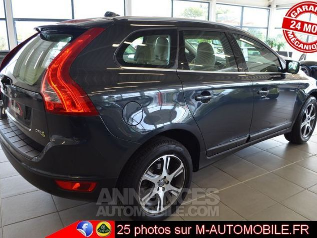 Volvo XC60 D3 163CH DRIVE MOMENTUM ANTHRACITE Occasion - 2