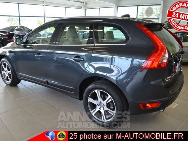 Volvo XC60 D3 163CH DRIVE MOMENTUM ANTHRACITE Occasion - 5