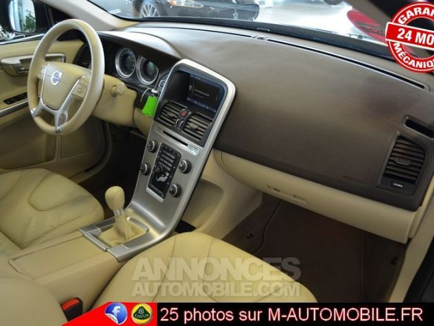Volvo XC60 D3 163CH DRIVE MOMENTUM ANTHRACITE Occasion - 6