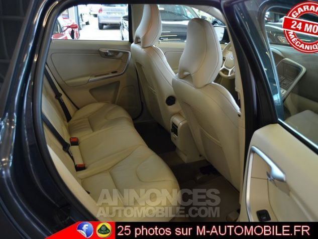 Volvo XC60 D3 163CH DRIVE MOMENTUM ANTHRACITE Occasion - 7