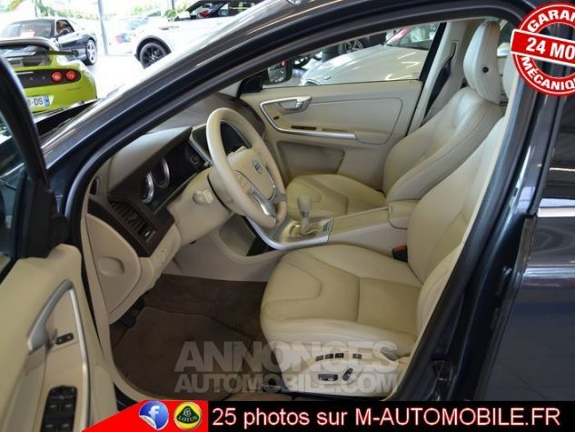 Volvo XC60 D3 163CH DRIVE MOMENTUM ANTHRACITE Occasion - 8