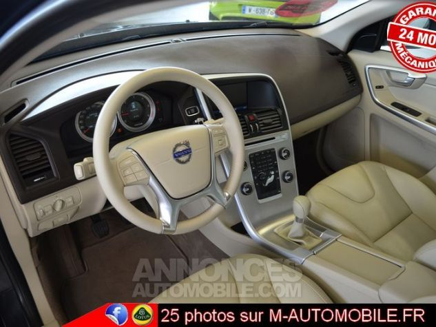 Volvo XC60 D3 163CH DRIVE MOMENTUM ANTHRACITE Occasion - 9