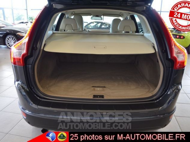 Volvo XC60 D3 163CH DRIVE MOMENTUM ANTHRACITE Occasion - 12