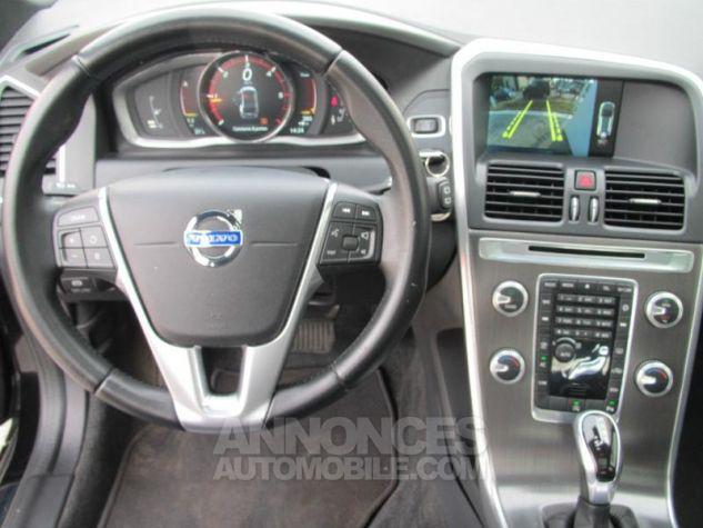Volvo XC60 D4 181ch Summum Geartronic Noir saphir 452 Occasion - 5