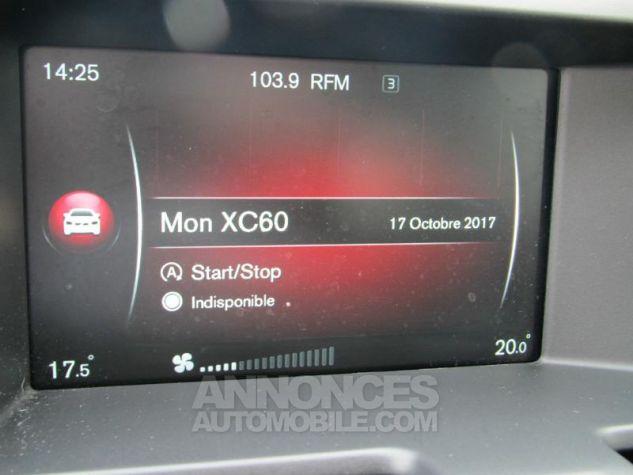 Volvo XC60 D4 181ch Summum Geartronic Noir saphir 452 Occasion - 9