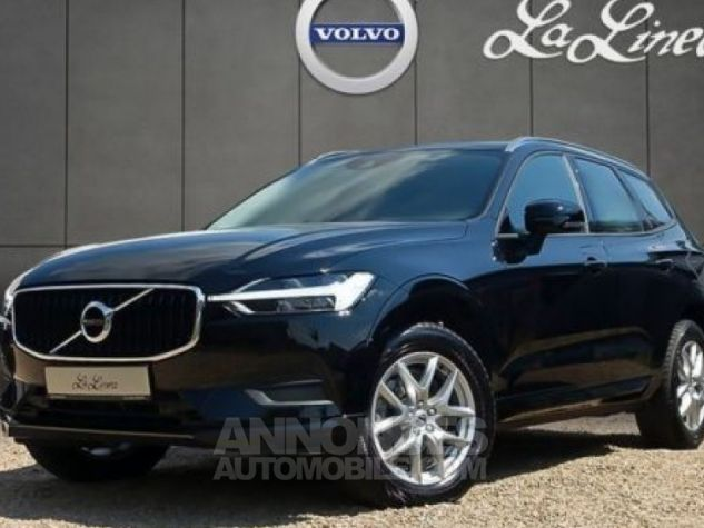 Volvo XC60 D4 190 ch Momentum Geartronic A NOIR Occasion - 0