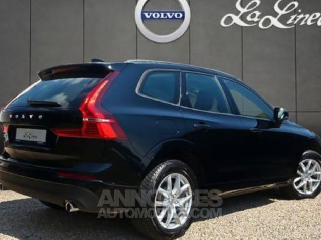 Volvo XC60 D4 190 ch Momentum Geartronic A NOIR Occasion - 1