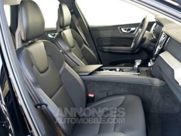 Volvo XC60 D4 190 ch Momentum Geartronic A NOIR Occasion - 5