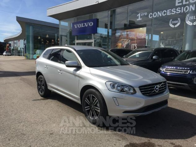 Volvo XC60 D4 190ch Initiate Edition Geartronic Argent Metal Occasion - 0
