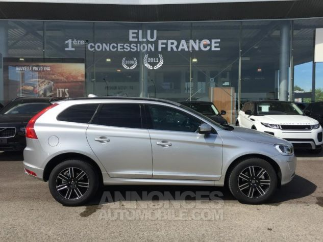 Volvo XC60 D4 190ch Initiate Edition Geartronic Argent Metal Occasion - 1