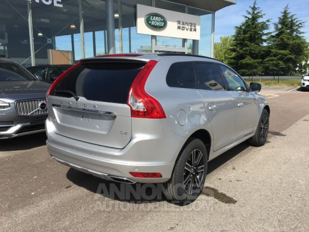 Volvo XC60 D4 190ch Initiate Edition Geartronic Argent Metal Occasion - 2