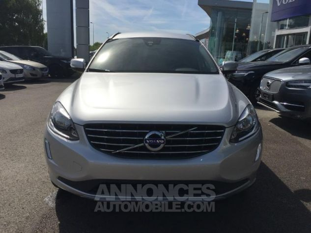 Volvo XC60 D4 190ch Initiate Edition Geartronic Argent Metal Occasion - 6