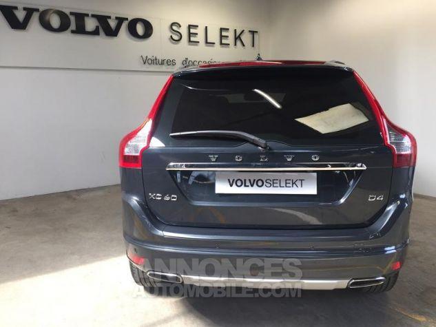 Volvo XC60 D4 190ch Signature Edition Geartronic Gris Foncé Occasion - 3