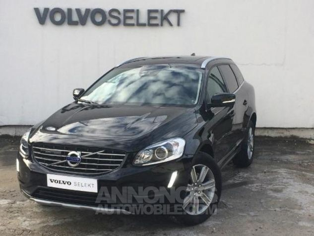Volvo XC60 D4 190ch Signature Edition Geartronic 717-NOIR ONYX Occasion - 0