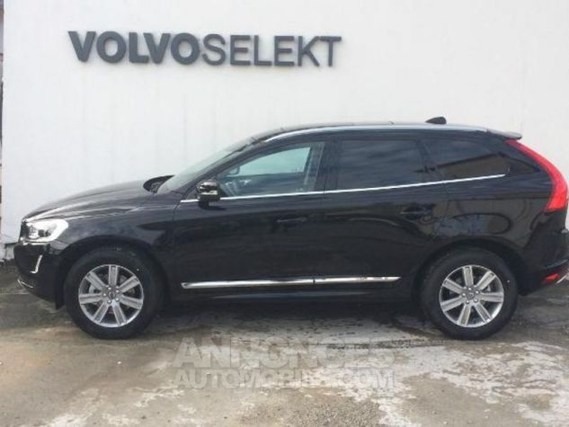Volvo XC60 D4 190ch Signature Edition Geartronic 717-NOIR ONYX Occasion - 3