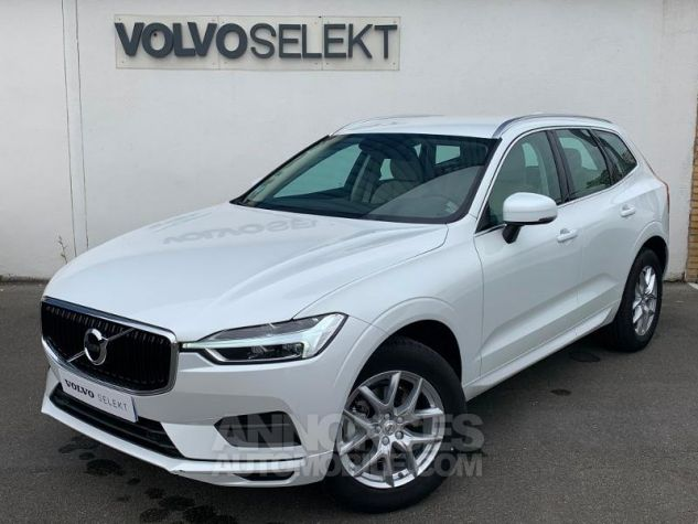 Volvo XC60 D4 AdBlue 190ch Business Executive Geartronic Blanc Cristal Occasion - 0