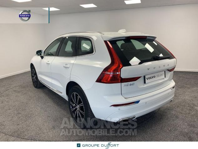 Volvo XC60 D4 AdBlue 190ch Inscription Geartronic Blanc Glace 614 Occasion - 1