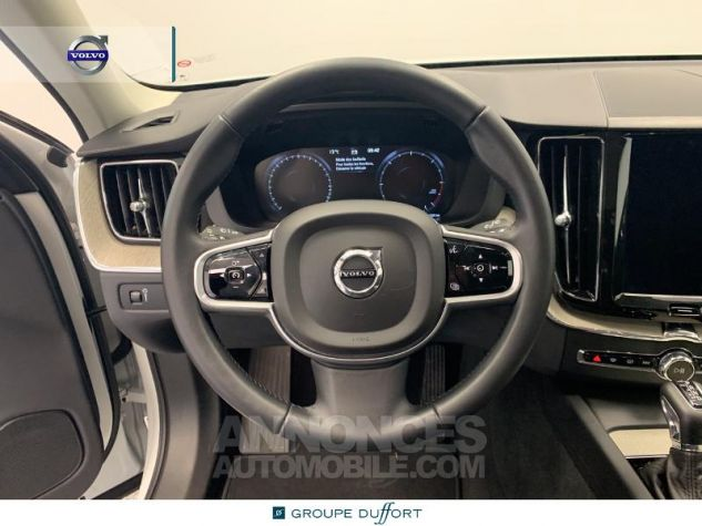 Volvo XC60 D4 AdBlue 190ch Inscription Geartronic Blanc Glace 614 Occasion - 3