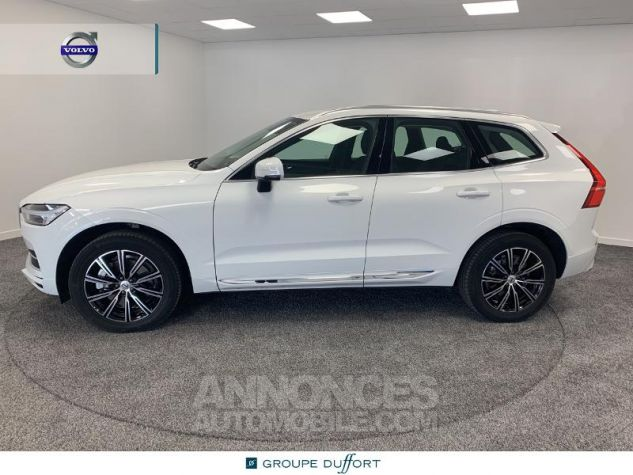 Volvo XC60 D4 AdBlue 190ch Inscription Geartronic Blanc Glace 614 Occasion - 5