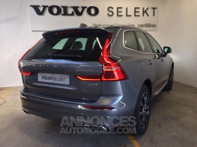 Volvo XC60 D4 AdBlue 190ch Inscription Luxe Geartronic Gris Osmium Metallise Occasion - 1
