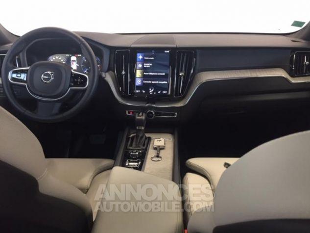 Volvo XC60 D4 AdBlue 190ch Inscription Luxe Geartronic Gris Osmium Metallise Occasion - 5