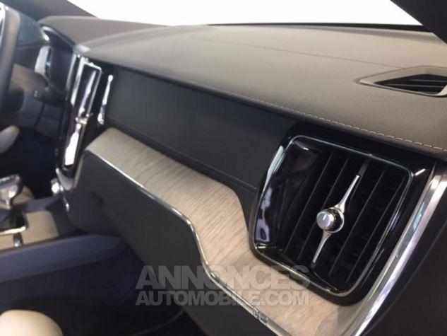 Volvo XC60 D4 AdBlue 190ch Inscription Luxe Geartronic Gris Osmium Metallise Occasion - 8