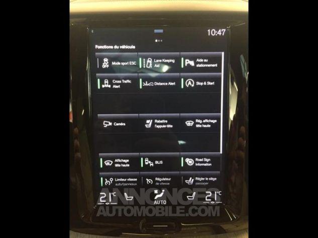 Volvo XC60 D4 AdBlue 190ch Inscription Luxe Geartronic Gris Osmium Metallise Occasion - 10